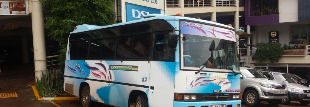 Buses/Coasters For Hire in Uganda