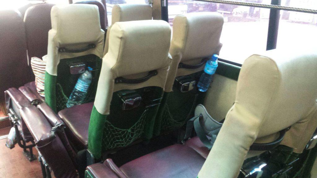 4×4 Minibus Coasters