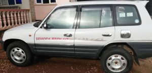 Toyota Rav4 For Hire in Uganda