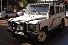4x4 SAFARI CARS -Cheap affordable Self Drive car hire rentals Uganda