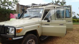 Self-drive Car Hire Rentals Uganda