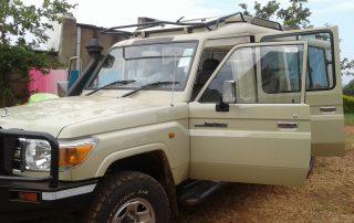 Self-drive Car Hire Rentals Uganda