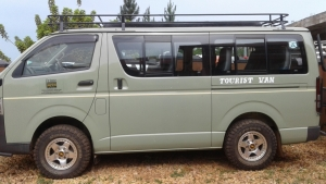 Toyota Super Custom For Hire in Uganda